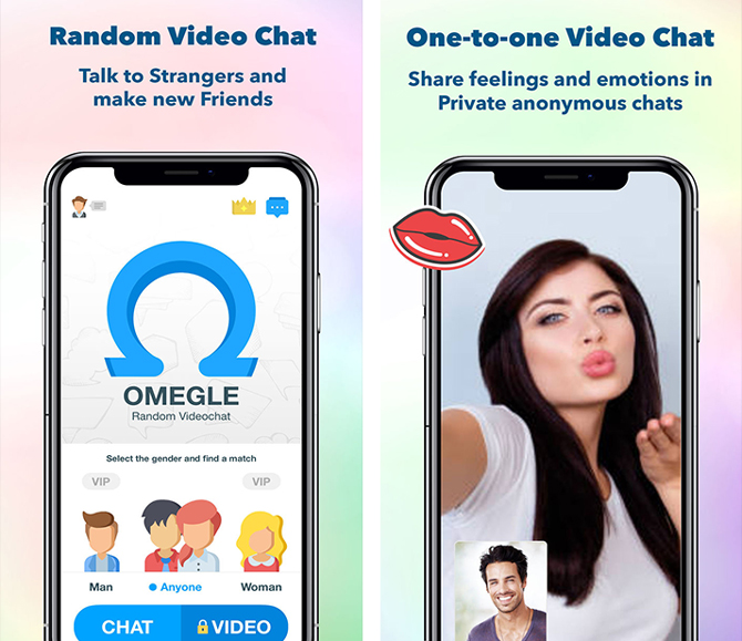 Video chat bazoo Bazoocam with
